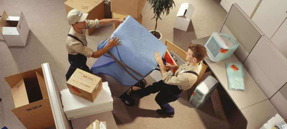 Moving house relocation