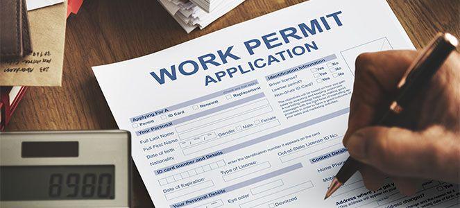 business visa non immigrant b visa work visa work permit non b visa