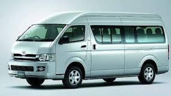 Minibus Pattaya